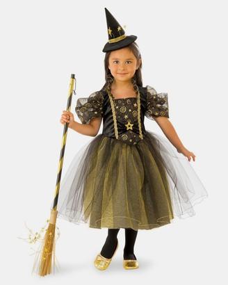 Rubie's Deerfield Golden Star Witch Costume - Kids
