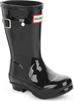 Hunter Kids gloss wellington boots 3-6 years