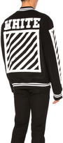 Off-White Diagonals Varsity Jacket