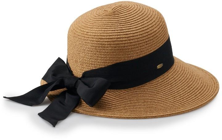 18cfa92d5 Women's Bow Facesaver Sun Hat