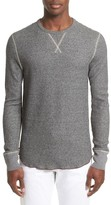 Todd Snyder Men's + Champion Long Sleeve Thermal Sweater