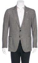 Tom Ford Wool Plaid Sport Coat