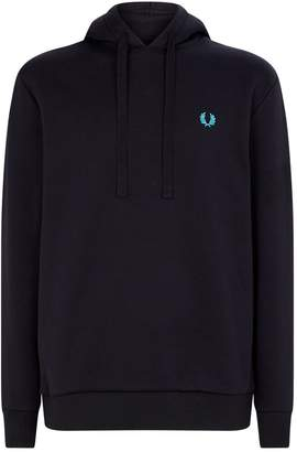 Fred Perry Coloured Logo Hoodie