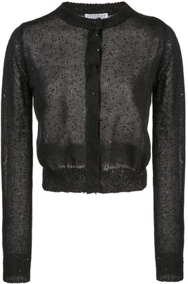 Brunello Cucinelli Sequin Embellished Cardigan