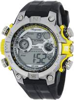 Burgmeister Men's BM800-112E Digital Power Alarm Chronograph Watch