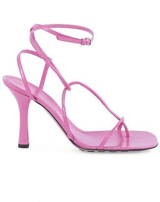 Bottega Veneta Strappy Leather Sandals