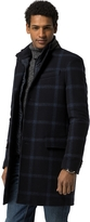 Tommy Hilfiger Windowpane Bib Coat