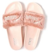 FENTY PUMA Puma X Rihanna Leadcat Fur Slide Women's Sandals