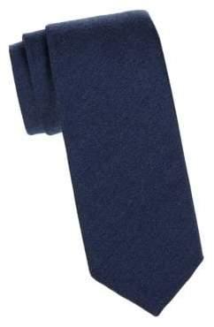 Charvet Silk& Wool Melange Tie