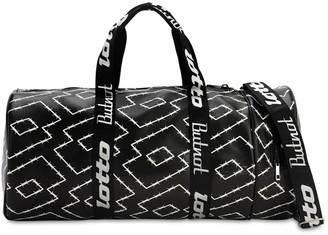 But Not Lotto Barbwire Logo Duffle Bag