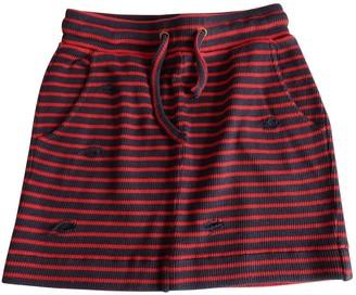 Zoe Karssen \N Red Cotton Skirt for Women