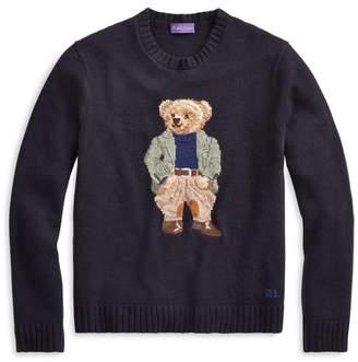 Ralph Lauren Polo Bear Cashmere Jumper