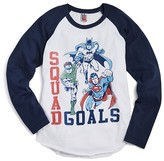 Junk Food Clothing Boys' Squad Goals Tee - Sizes XXS-XXL