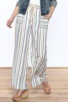 HYFVE Wide Leg Stripe Pants