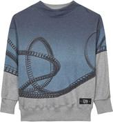 Molo Marty roller coaster cotton sweatshirt 4-14 years