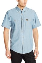 Wrangler RIGGS WORKWEAR Men's Chambray Work Shirt