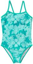 Gymboree Aqua 1-Piece Swimsuit