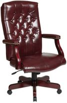 Bed Bath & Beyond Traditional Executive Chair with Padded Arms