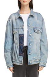 Acne Studios 2000 Vintage Patch Denim Jacket