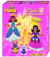 Hama beads Little Princess Small Gift Box