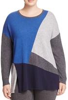 Marina Rinaldi Alassio Color Block Sweater