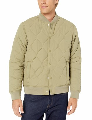Goodthreads Amazon Brand Men's Quilted Liner Jacket