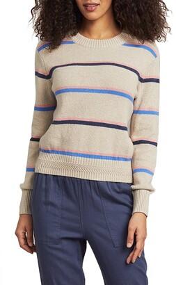Faherty Tide Stripe Sweater