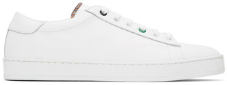 Paul Smith 50th Anniversary White Hassler Sneakers