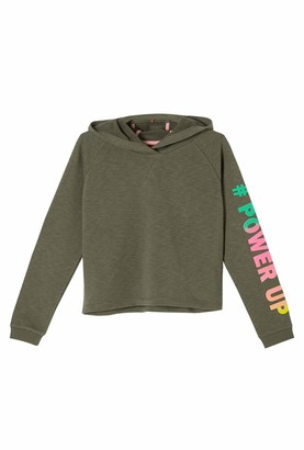 s.Oliver Junior Girl's Sweatshirt Langarm Hooded