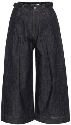 J.W.Anderson High-rise wide jeans