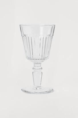 H&M Wine Glass