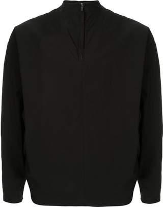 Julius zipped shirt jacket