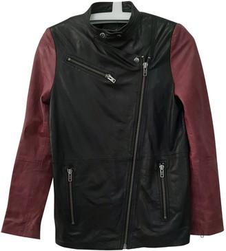 Gestuz Multicolour Leather Leather jackets