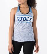 New Era Women's Kansas City Royals MLB Space Dye Tank