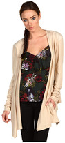 Twelfth St. By Cynthia Vincent by Cynthia Vincent Draped Cardigan