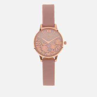 Olivia Burton Women's Semi Precious Watch