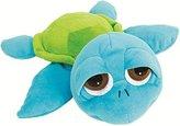 Suki Gifts Li'L Peepers Tropical Turtles Luke Turtle Soft Boa Plush Toy (Medium, Blue/ Green) by Suki Gifts