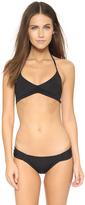 L-Space Sensual Solids Bikini Top