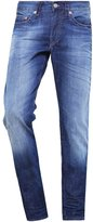 True Religion Geno Straight Leg Jeans Dark Blue