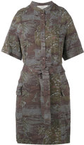 Vanessa Bruno printed shirt dress - women - Viscose - 40