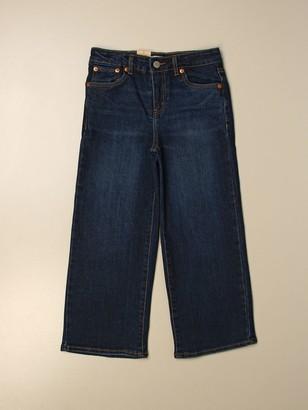 Levi's Wide Denim Jeans