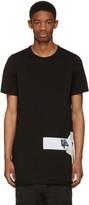 Rick Owens Black Level Patch Logo T-Shirt