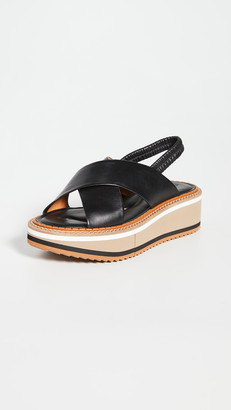 Clergerie Freedom 3 Slingback Sandals