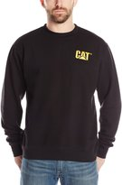 Caterpillar Men's Trademark Crew Sweatshirt