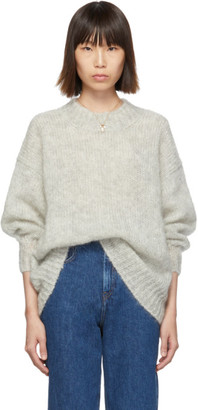 Isabel Marant Grey Idol Sweater