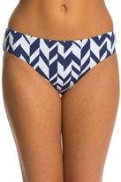 Jag Swimwear Maldives Stripe Reversible Retro Bikini Bottom 8122342