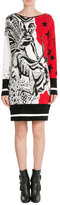 Emilio Pucci Knit Dress with Virgin Wool and Angora
