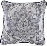 """Croscill Seren Chenille Damask Jacquard 18"""" Square Decorative Pillow Bedding"""