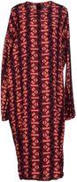 Marni 3/4 length dresses