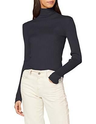Selected Women's 16064917 Longsleeve T-Shirt,10 (Size: S)